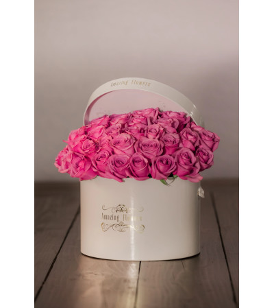 Amazing Box Pink