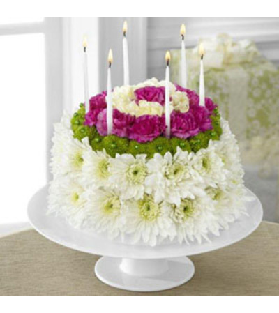 Wonderful Wishes Cake FTD