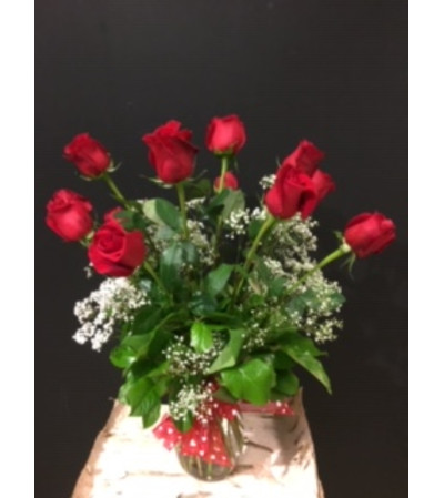 Red Rose Dozen Classic