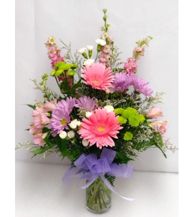 In-Store Favorite, Butterfly Kisses Bouquet