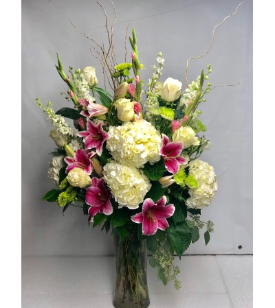 Custom Designed Touch of Elegance Bouquet
