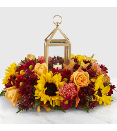 Fall Giving Thanks Centerpiece