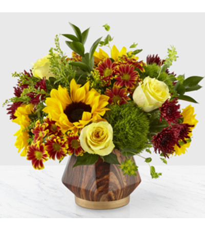 The Fall Harvest Bouquet