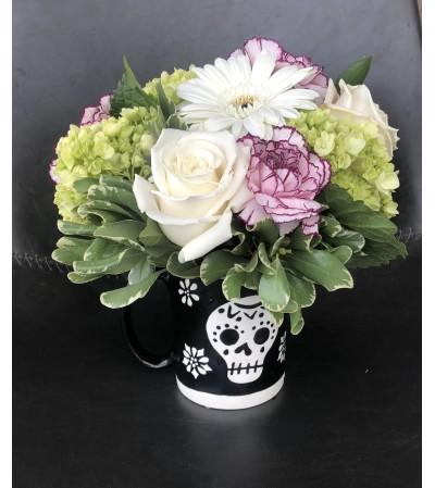 Novelty Halloween Mug