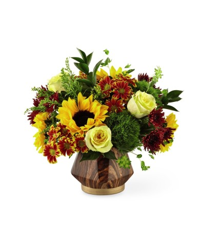 The FTD Fall Harvest Bouquet