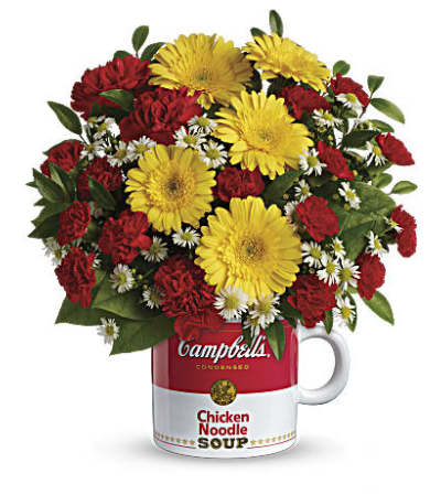 TF Campbell's Healthy Wishes Bouquet