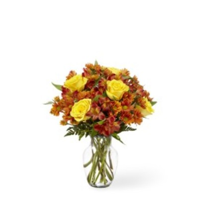 The Golden Autumn™ Bouquet by FTD Flowers