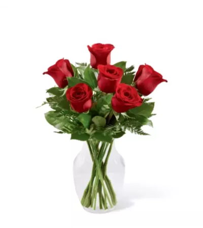 The Simply Enchanting™ Rose Bouquet by FTD