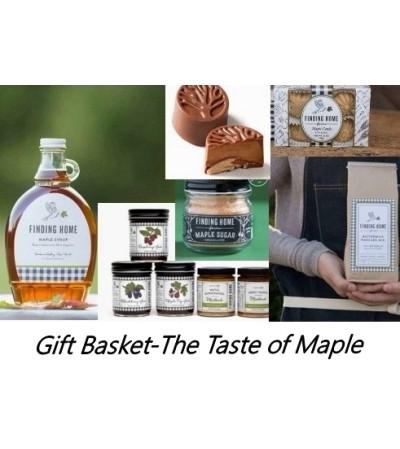 Gift Basket-The Taste of Maple