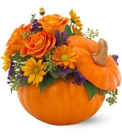 Pumpkin Patch Bouquet