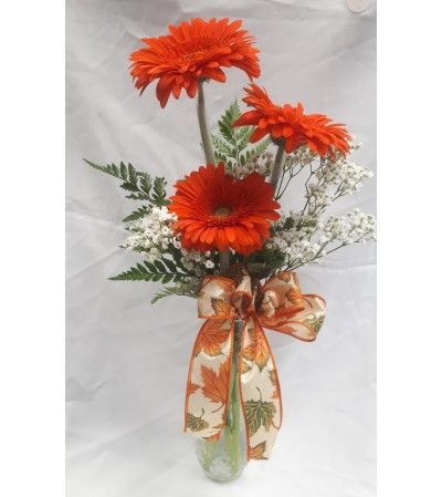 Festive Fall Bouquet