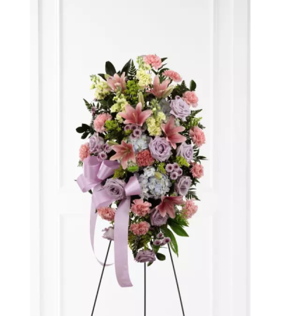 The Blessings of the Earth™ Easel by FTD Flowers