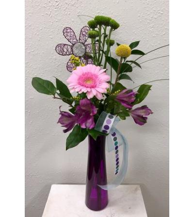 Thank you! Bud Vase