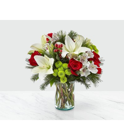 Christmas Spirit Bouquet FTD