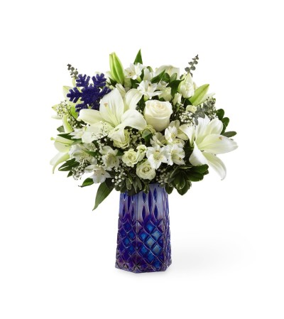 The Winter Bliss™ Arrangement by FTD