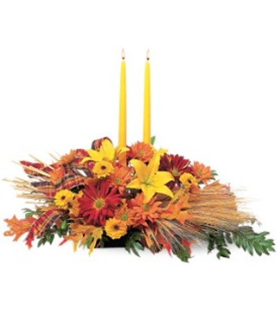 Country Harvest Centerpiece TF
