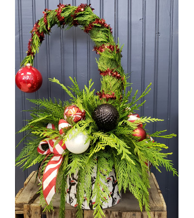 Cindy Lou Who Christmas Tree