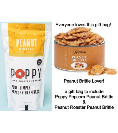 Peanut Brittle Gift Bag