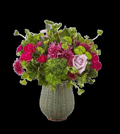 Lovely Green Abundance Bouquet