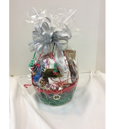 Santa's Basket of Goodies G1