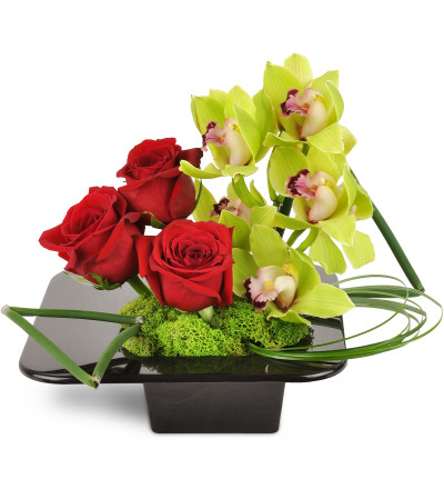 Jenning's Graceful Sanctuary Bouquet