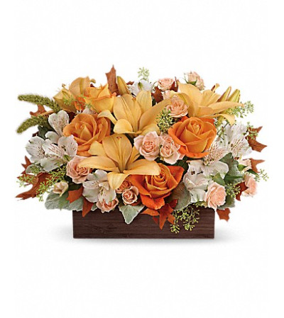 Teleflora's Fall Chic Bouquet