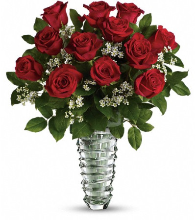 Teleflora's Beautiful Bouquet - Long Stemmed Roses