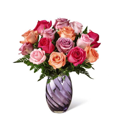 The FTD® Make Today Shine™ Rose Bouquet 2017