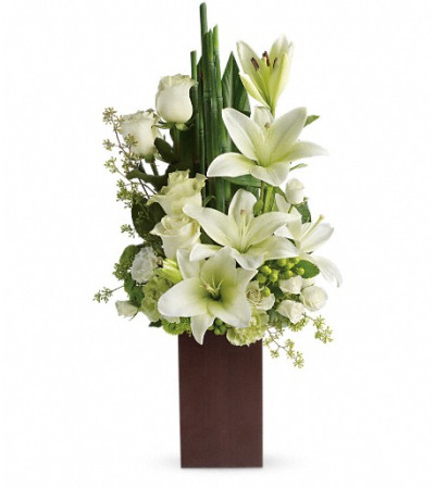 Teleflora's Peace And Harmony Bouquet