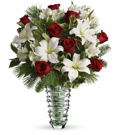 Teleflora's Glorious Noel Bouquet