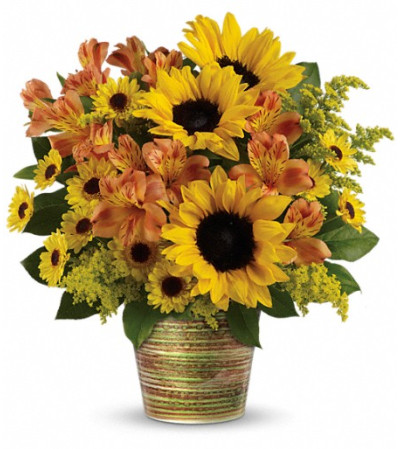 Teleflora's Grand Sunshine Bouquet