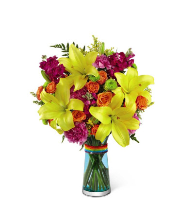 The FTD® Pick-Me-Up® Bouquet