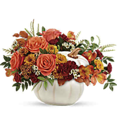 Teleflora's Enchanted Harvest Bouquet