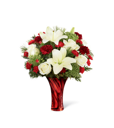 The FTD® Holiday Celebrations™ Bouquet 2015