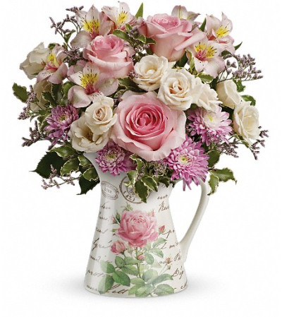 Teleflora's Fill My Heart Bouquet