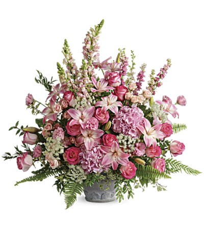 Teleflora's Graceful Glory Bouquet
