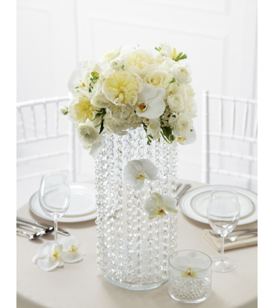 The FTD® Sparkling Toast™ Centerpiece