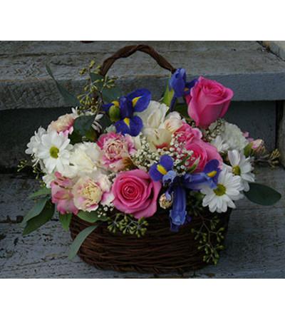 Basket of Elegance