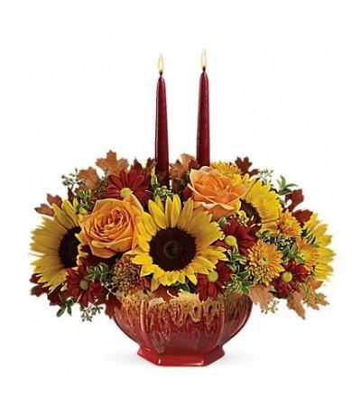 Thanksgiving Garden Bouquet