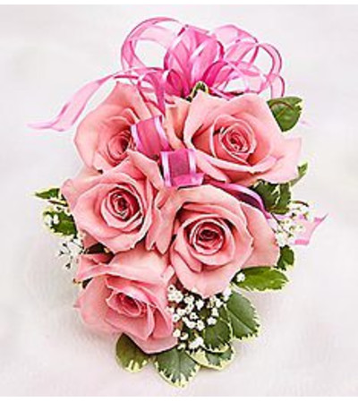 Pink Rose Corsage *PICK UP ONLY*