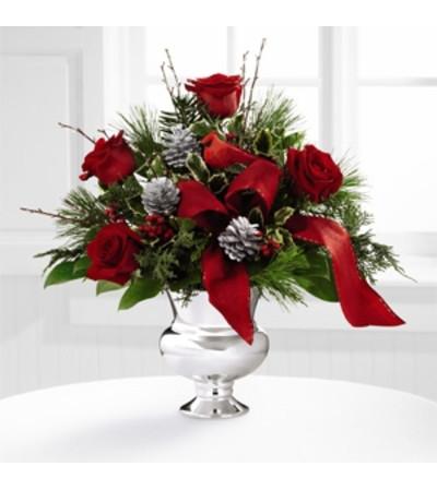 Silver Tidings Bouquet