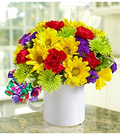 It's Your Day Bouquet® - Mugable™