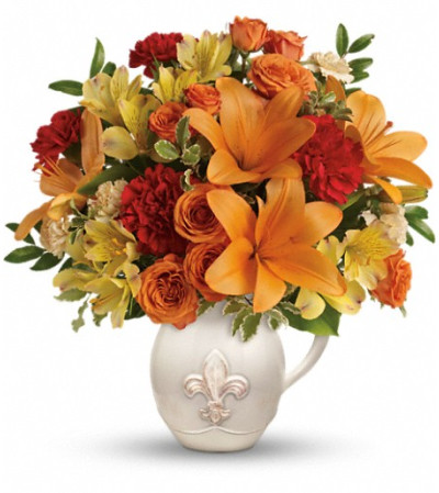 Teleflora's Summer Cottage