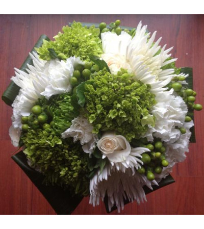 Love for Lime Bouquet