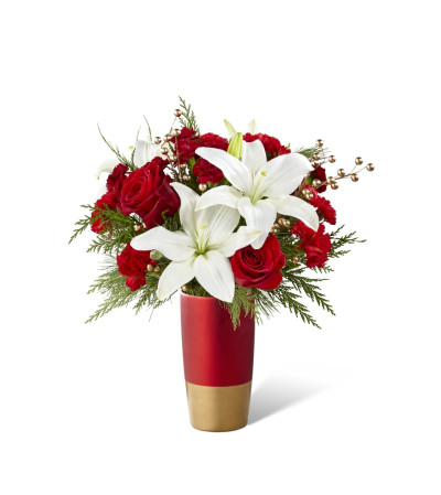 The FTD® Holiday Celebrations™ Bouquet