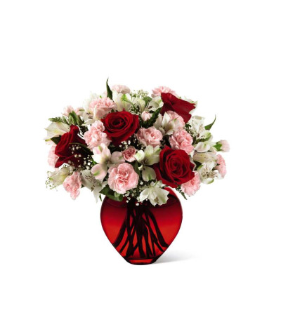 The FTD® All You Need is Love™ Bouquet
