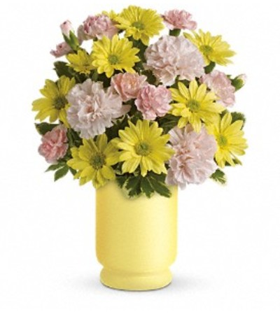 Bright Summer Day Arrangement