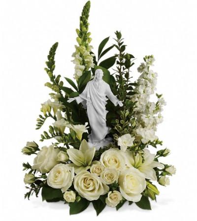 Teleflora's Garden of Serenity Bouquet