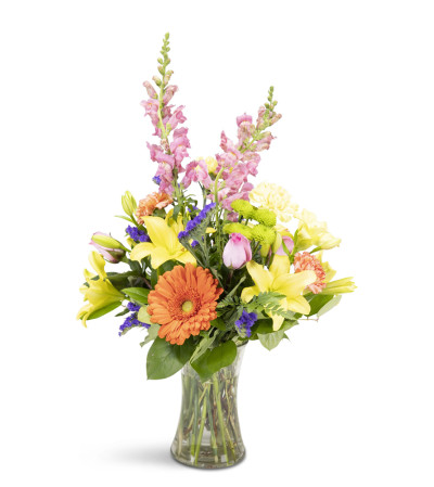 Gracious Moments Family Arrangement