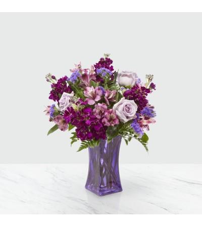 FTD's Purple Presence™ Bouquet